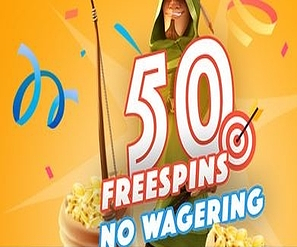 FortuneJack 50 Free Spins